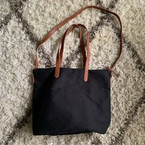 Old Navy Tote with Crossbody Strap